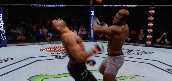 Джон Джонс: Выиграю бой с Нганну нокаутом!