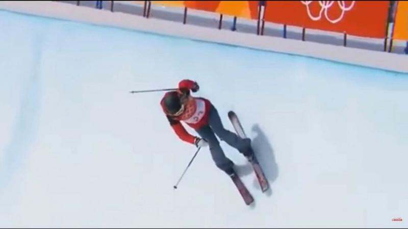 """Элизабет Суэйни - девушка, которая """"сломала"""" Олимпийские игры"""