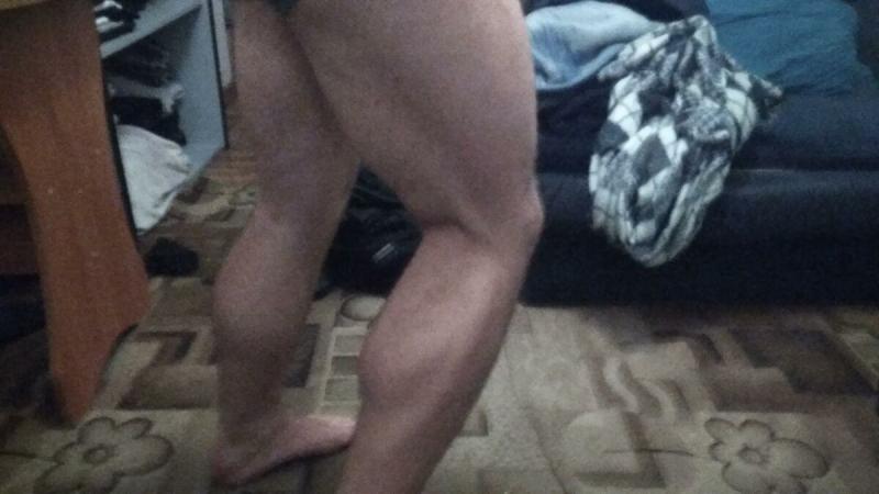 Как я перепробовал все способы прокачать ноги дома. Финал. Идеальная тренировка для ног без инвентаря