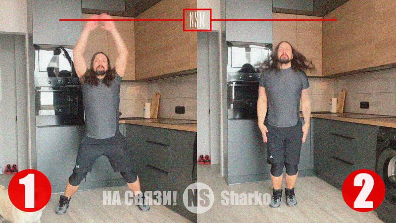 Как привести себя в форму Дома - Лучшие упражнения для домашней прокачки