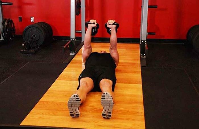 Лучшие упражнения с гирями для каждой мышечной группы