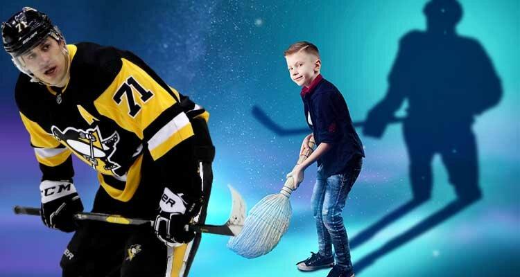 Малкин неравнодушен к судьбе детского хоккея: отличная инициатива для помощи молодым спортсменам