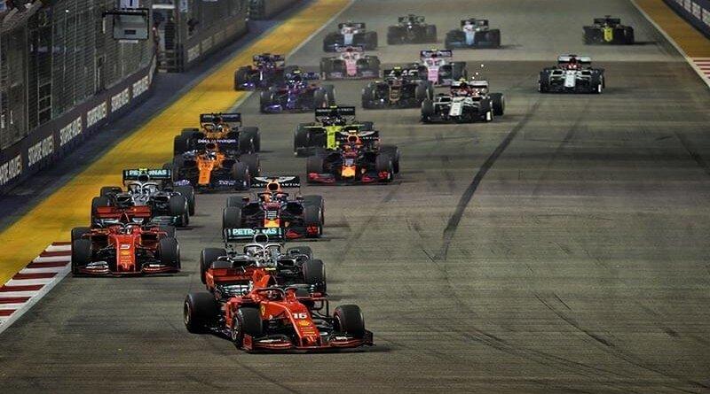 Промоутер Гран-при Сингапура исключает проведение гонки без зрителей