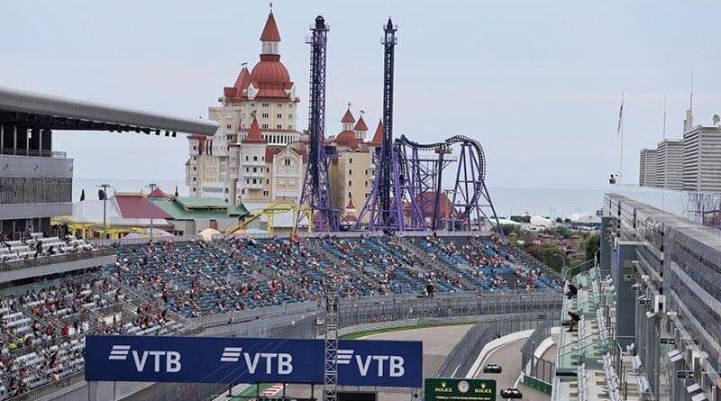 Россия хочет сохранить сентябрьский слот в пересмотренном календаре Формулы-1