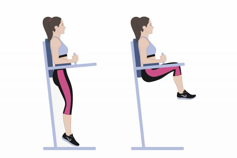 Топ упражнений на пресс (согласно науке)