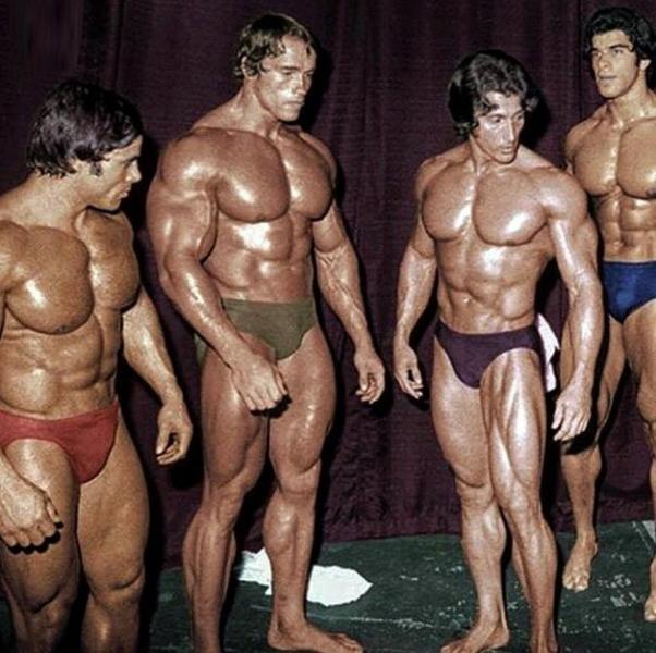 Все 8 Олимпий Арнольда Шварцнеггера. Даже когда Арни не в лучшей форме, он всё равно лучший