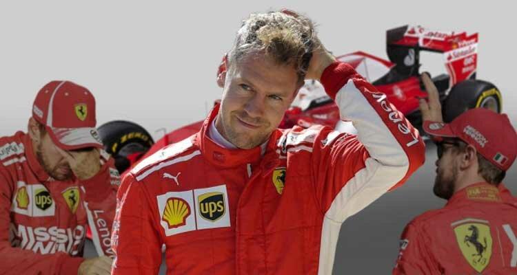 Второго Шумахера не вышло: Феттель покидает «Феррари»