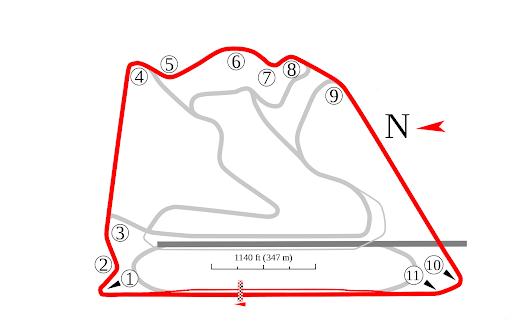 Идеальная трасса Сахир в Бахрейне, будущая изюминка сезона 2020