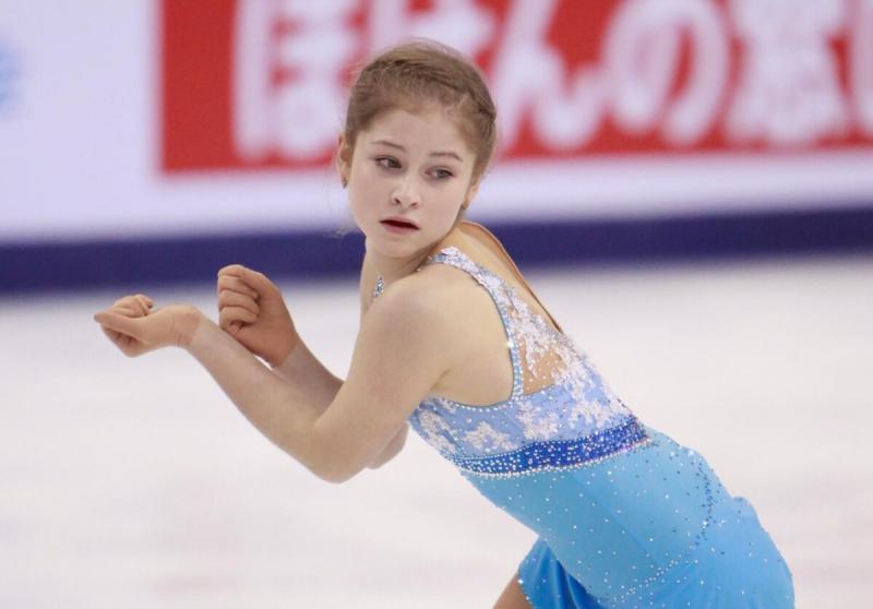 Юлия Липницкая «Молодость»