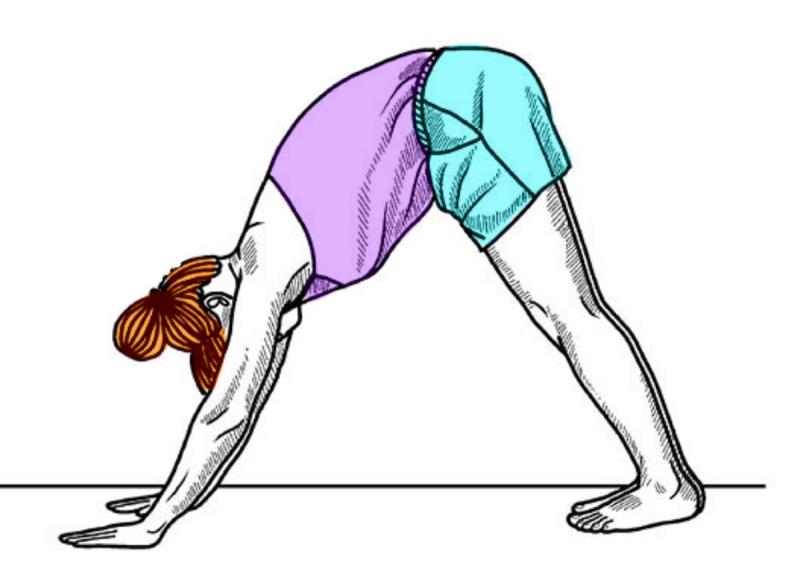 Как избавиться от спины-колеса всего за 5 мин в день? 5 простых упражнений от сутулости