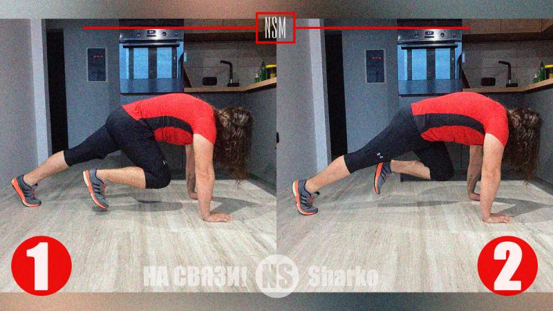 Лучшая тренировка для всего тела дома - 9 простых, но эффективных упражнений!