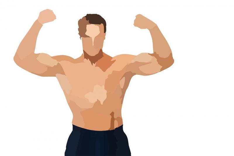 Принципы натурального роста мышечной массы