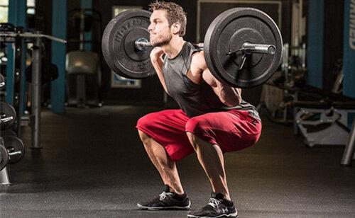 Сплит программа тренировок для набора мышечной массы