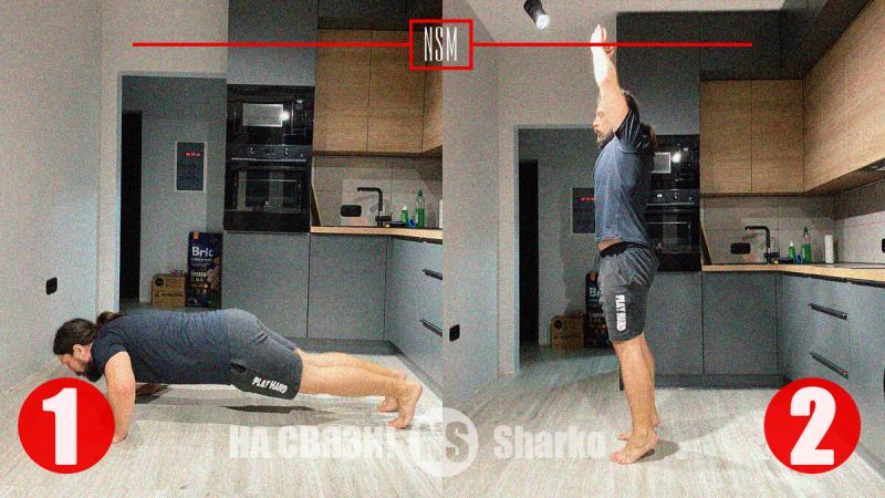 7 эффективных упражнений - они помогут сжечь жир и нарастить мышцы