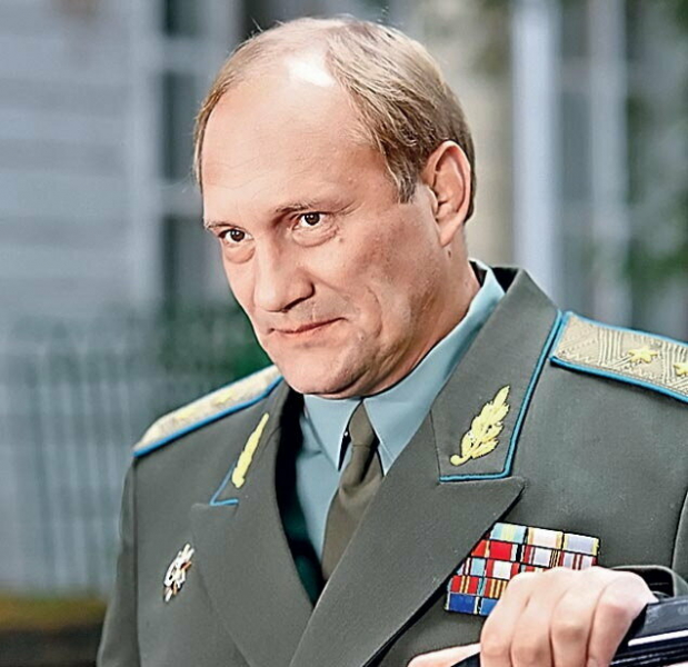 Актер Юрий Думчев - Заслуженный мастер, участник 2 Олимпиад