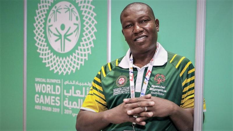 Арнольд Шварцнеггер выразил соболезнования семье умершего члена совета Специальной Олимпиады в ЮАР Эфраима Мохлакане