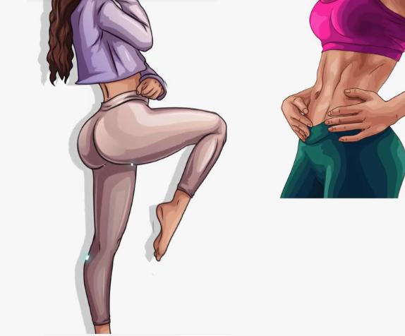 Без приседаний и гиперактивности: 1 простое упражнение для ягодиц, пресса, внутренней поверхности бедра и кишечника