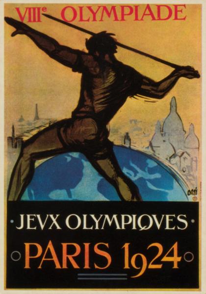 День 5 июля в истории мирового спорта. Восьмые Олимпийские игры в Париже и первые Игры Доброй воли в Москве