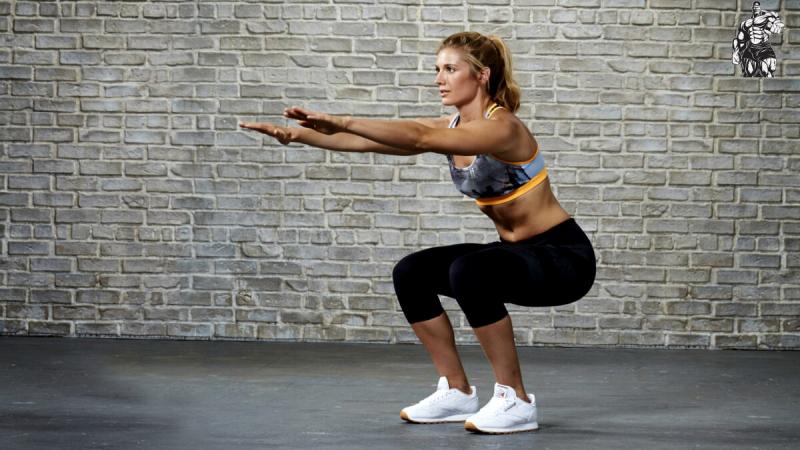 Два упражнения, которые накачают все мышцы сразу!