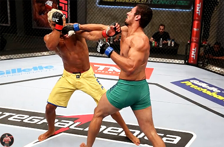 Единственное поражение в жизни Пауло Косты из UFC, которое он скрывает.