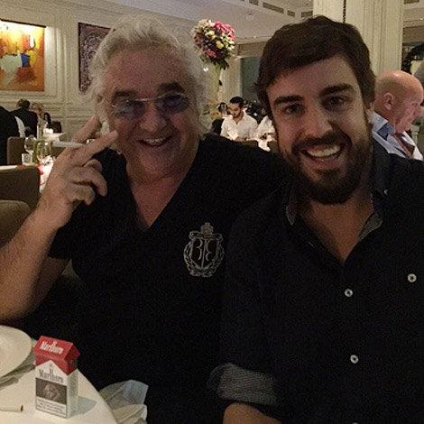 ФФ: Фернандо+Флавио= Рено 2021
