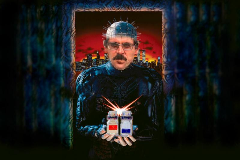 """Григорий Родченков — """"император"""" секретной допинг-империи. Отрывок из книги"""