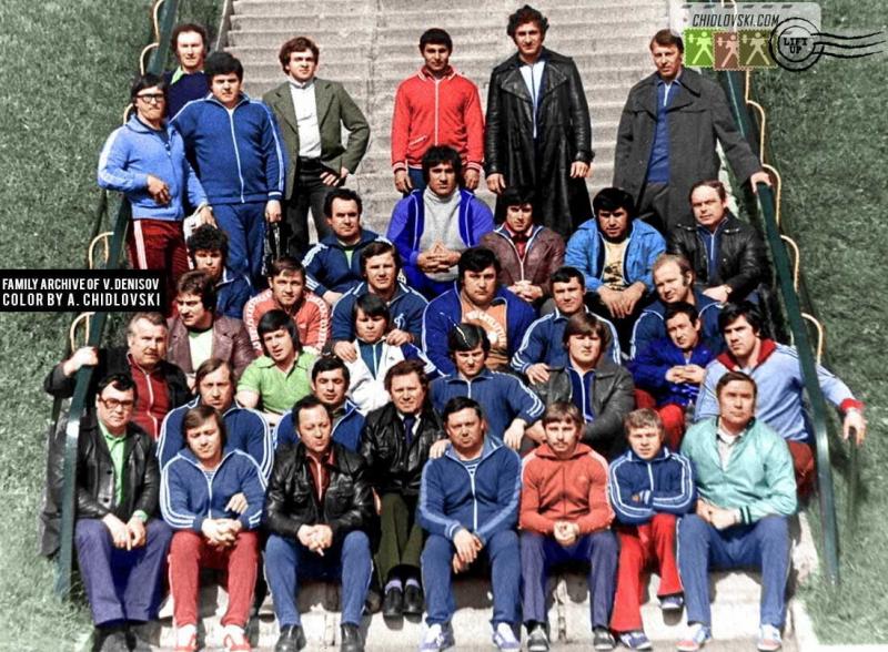 Из СССР - перед Олимпиадой 80