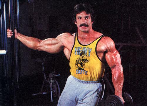 Майк Ментцер. Высокоинтенсивный тренинг. Тренировки до отказа и даже после отказа для роста мышц