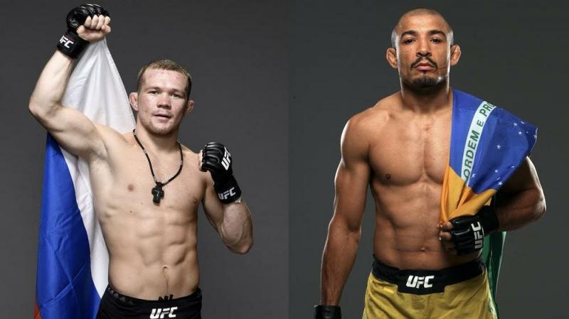 """""""Нокаутирую Петра Яна"""": Жозе Альдо настроен победить на UFC 251"""