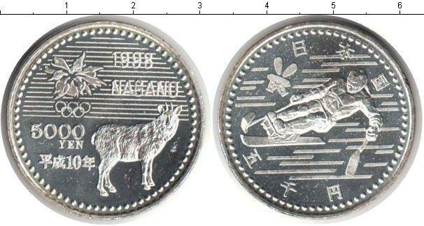 Олимпиада в Нагано 1998 (монетная программа, интересные факты)