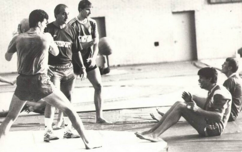 """Олимпийский траверс. Барселона-92. Валерий Гопин: """"Золото выиграли за счет везения, защиты и """"физики"""""""