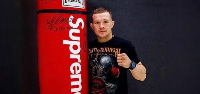 Пётр Ян вошёл в рейтинг лучших бойцов UFC