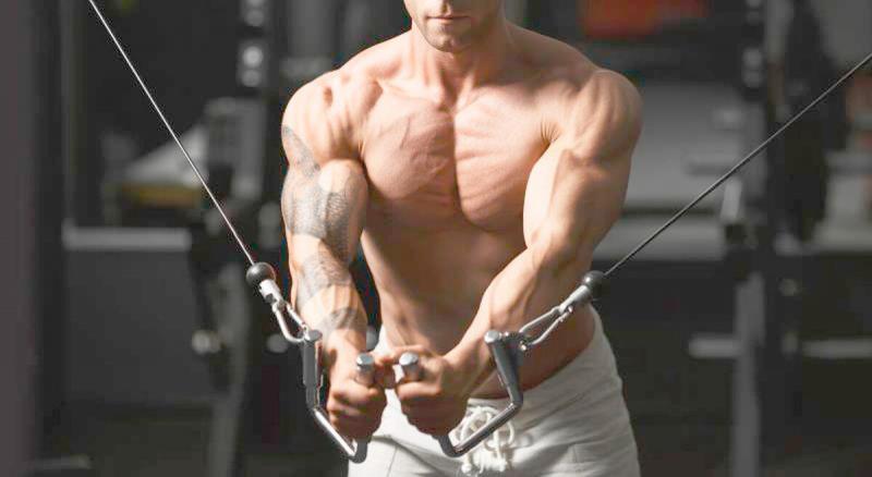 Работайте на размеры мышц и силу на одной тренировке
