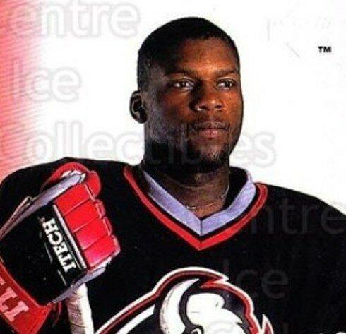 Самые экзотические хоккеисты в НХЛ