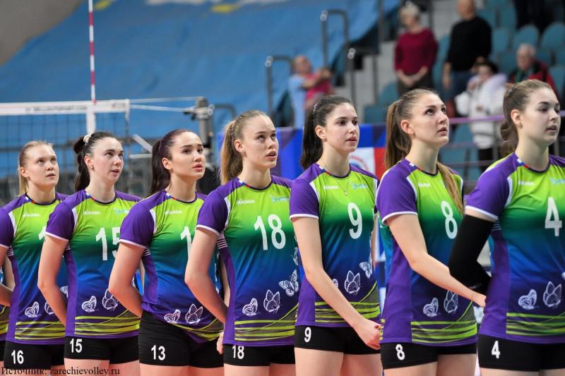 Волейбол. «Выпускной» в Заречье-Одинцово и новый состав
