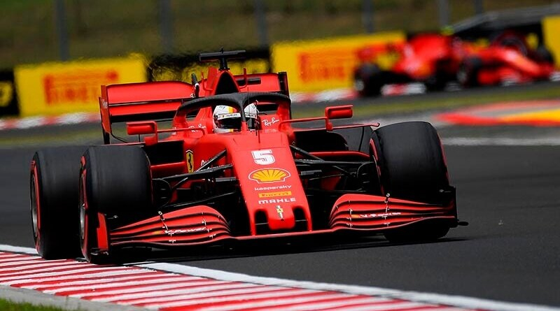 «Феррари» предоставит Феттелю новое шасси для Гран-при Испании