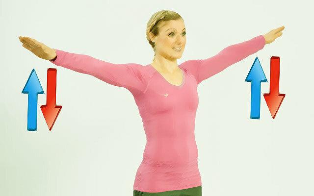 Как убрать дряблость рук: простые упражнения за 5 минут в день работают – убедилась лично!