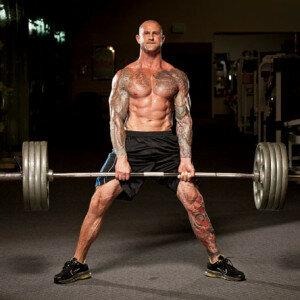 Лучшее упражнение - становая тяга