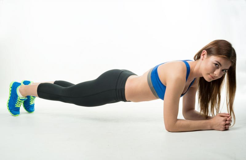 Лучшие упражнения на каждую группу мышц
