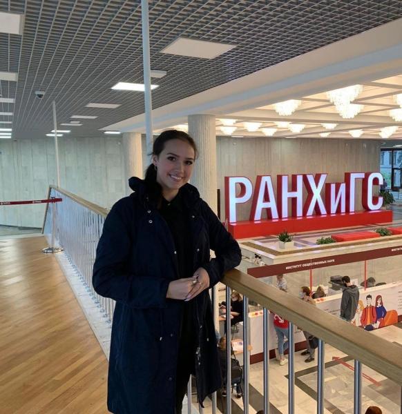 «Мне близка спортивная журналистика». Алина Загитова рассказала о выборе профессии