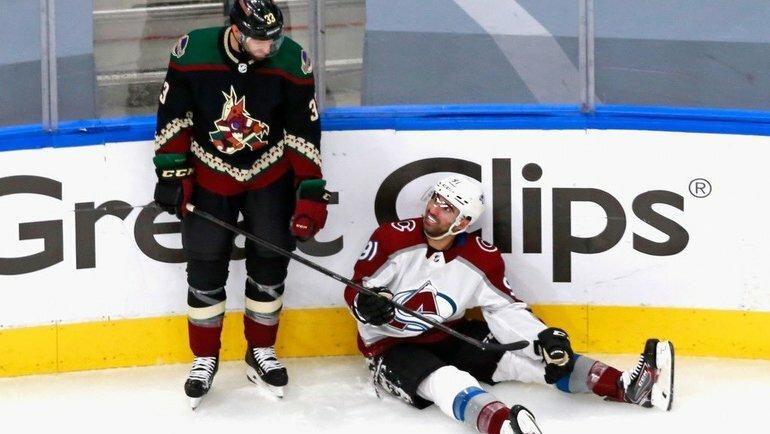 Обзор игр плей-офф НХЛ за 16 августа