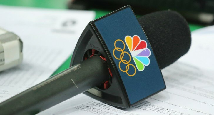 Рекламные доходы NBC во II квартале упали почти на треть