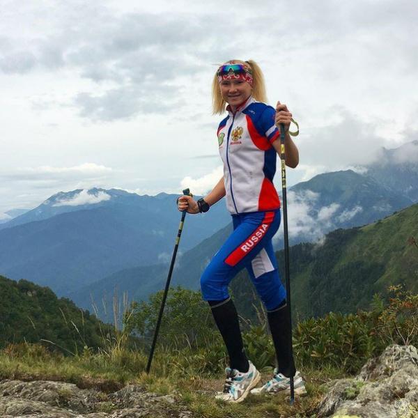Резеда Сибгатуллина выиграла квалификацию в суперспринте на летнем ЧР по биатлону.