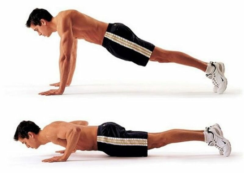Самые эффективные базовые упражнения для каждой группы мышц