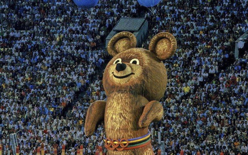 Самый любимый талисман СССР. Кто придумал Олимпийского мишку?