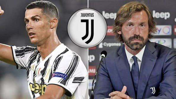 Стали известны детали переговоров между новым тренером «Ювентуса» и Роналду
