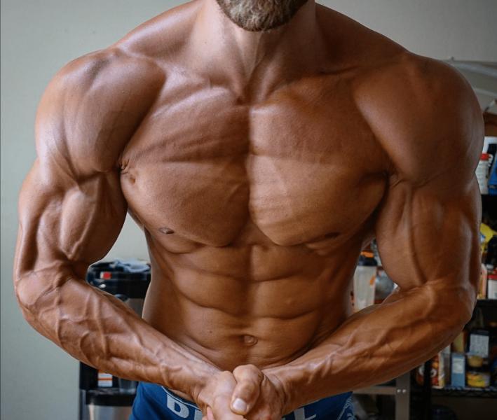 Упражнения, чтобы плечи были как пушечные ядра