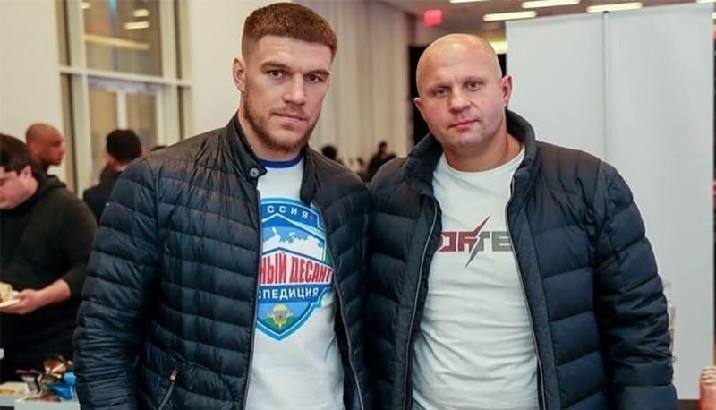 Вадим Немков готов перебить лучших бойцов UFC