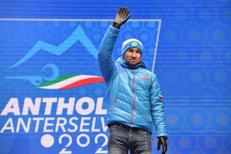 Чемпион мира Логинов готовится к сезону отдельно от сборной России