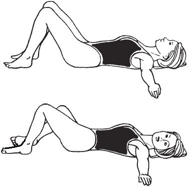 Эффективные и простые упражнения для улучшения подвижности тазобедренного сустава. Раскрываем таз двумя упражнениями дома.